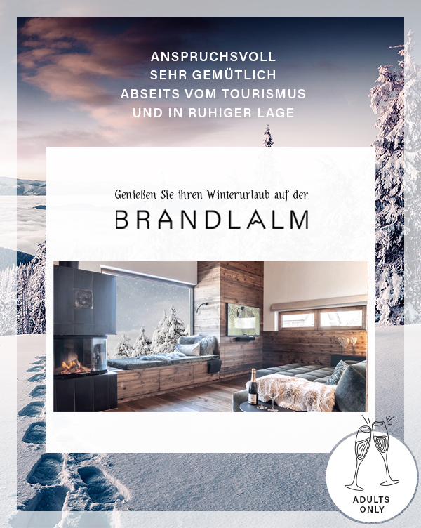Brandlalm - Adults Only Chalets Lavanttal Kärnten